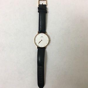 Daniel Wellington Black Classy Sheffield Watch
